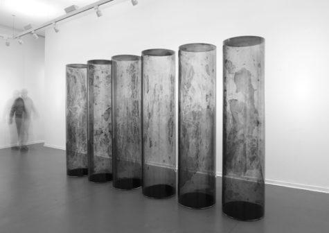 Kunststoffrohr, Kunstobjekt