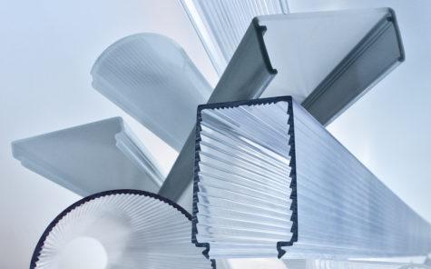 Profil Acrylglas Polycarbonat
