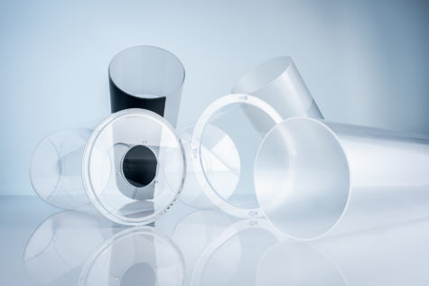 Kunststoff Bearbeitung Zuschnitt