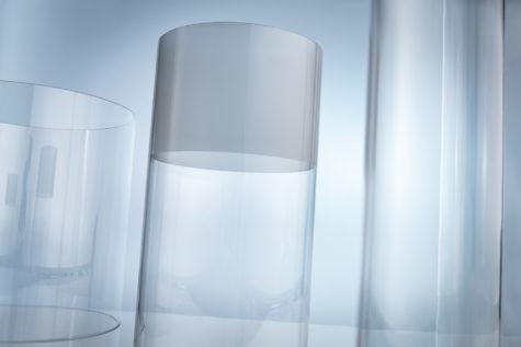 Rohr klar transparent Folie