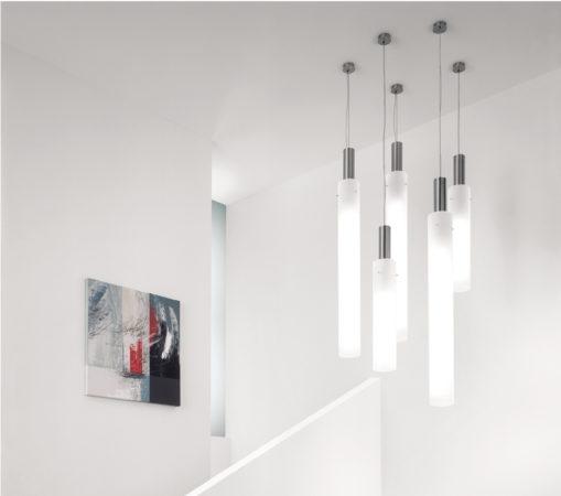 Leuchtenzylinder, Wohnraumleuchte