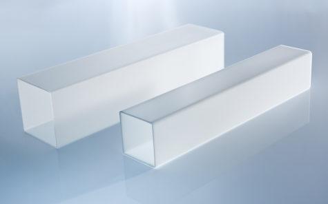 plastic tube acrylic clear